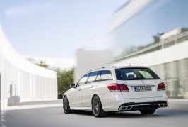 Mercedes E63 AMG S Estate