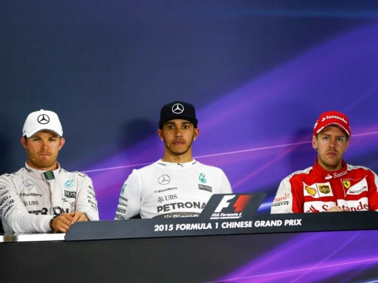 Shanghai press conference
