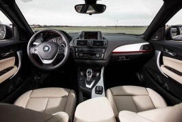 2015 BMW 228i xDrive Interior