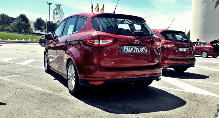 2016 Ford C-MAX and Grand C-MAX