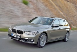 BMW 3-Series Facelift 2016
