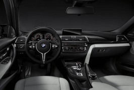 2016 BMW 3-Series Facelift Interior