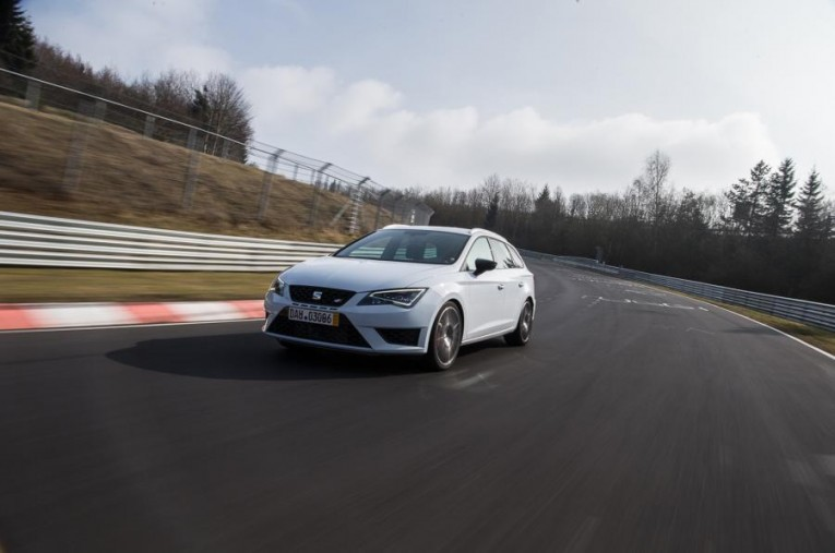Seat Leon ST Cupra 280 estate