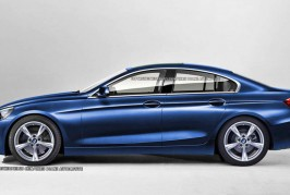 BMW 2-series gran coupe Rendering