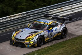 bmw-finishes-second-in-the-nurburgring-24-hour-race-a-proper-send-off-for-the-z4-gt3-racer