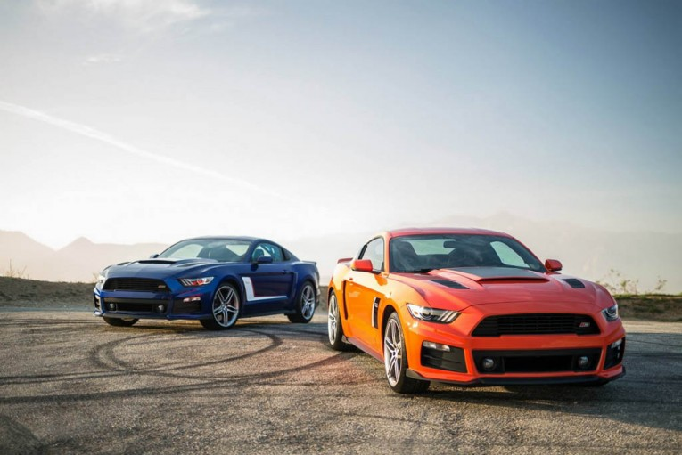 2015 Roush Ford Mustang stage3