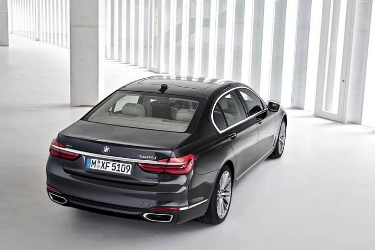 All-New 2016 BMW 7-Series