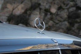 2016 Mercedes-Maybach S600 hood ornament