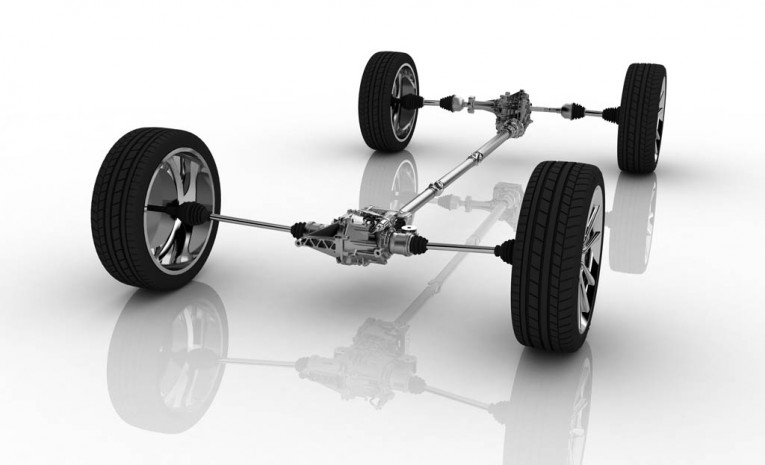 All Wheel Drive system
