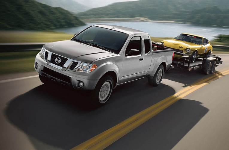 Nissan Frontier S King Cab standard box