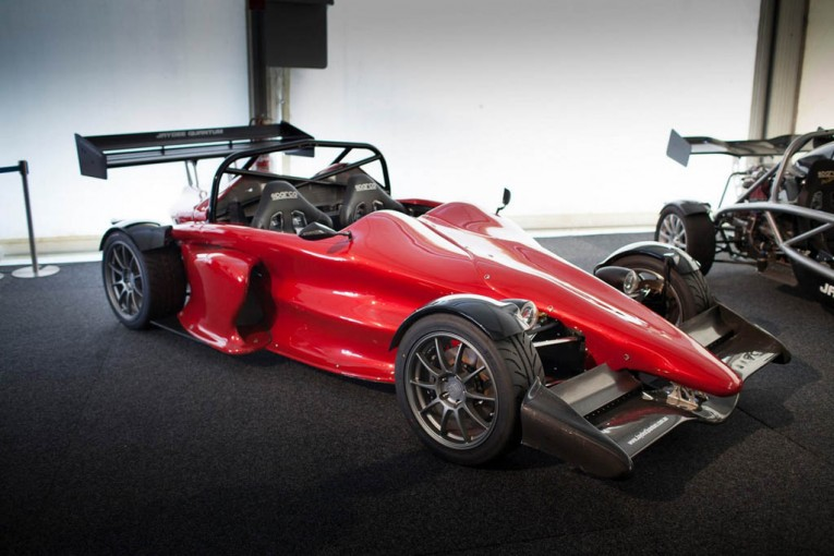 Quantum GP700 World's Fastest Kit Car