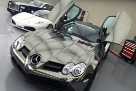 Impressive Wrap luxury and hypercars