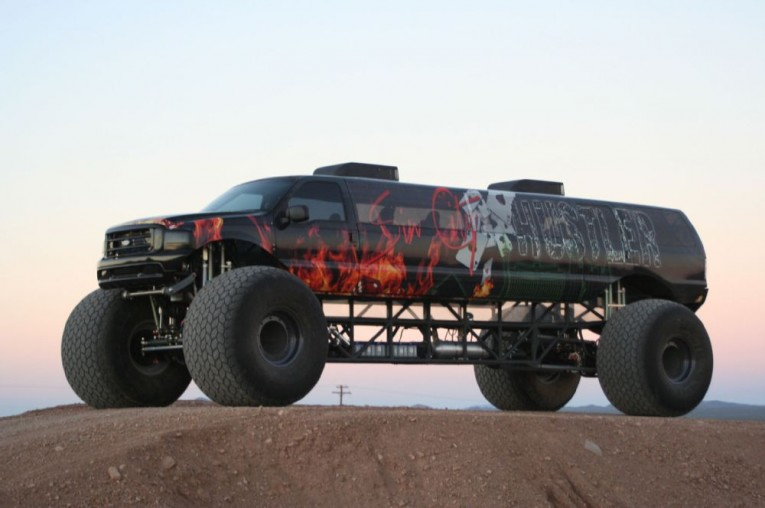 Ford Excursion Monster Truck