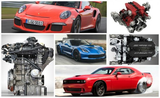 The 10 Greatest Engines You Can Buy Today