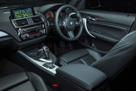 2015 BMW 1-Series Interior