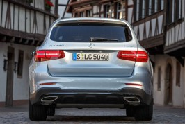 2016 Mercedes-Benz GLC250 4MATIC