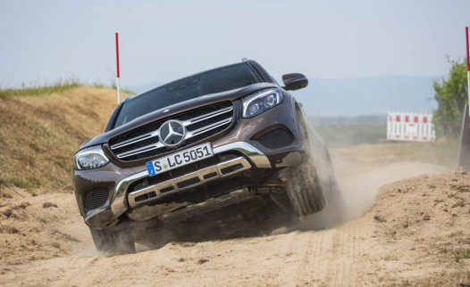 2016 Mercedes-Benz GLC250d 4MATIC