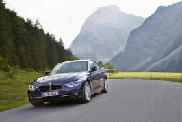 2016 BMW 3-Series facelift