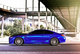 BMW M6 by Hamann and Fostla