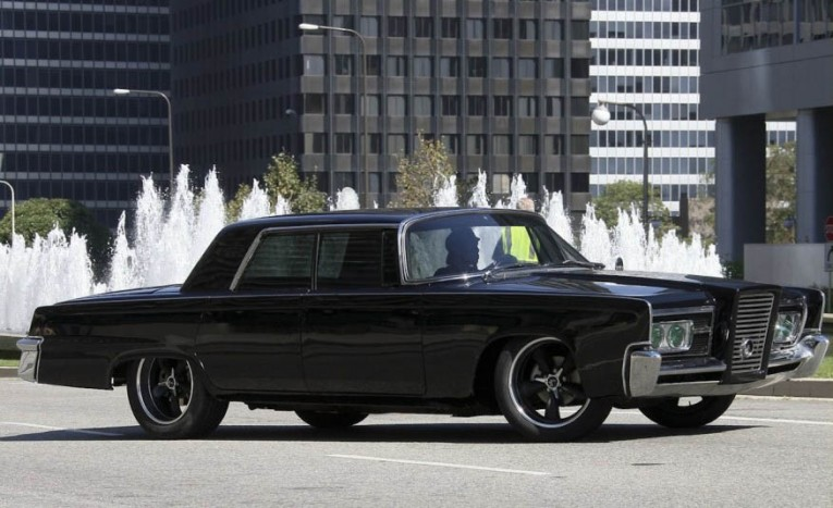 Black Beauty from The Green Hornet