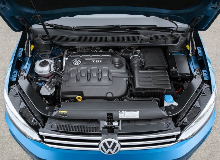 Volkswagen Touran 2016 Engine