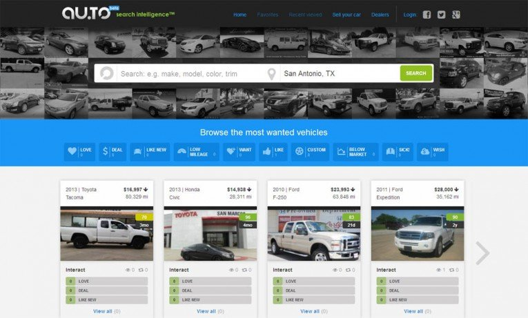 auto-used-car-search-engine