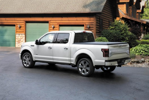 Ford F 150 Limited