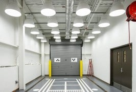 gm-active-safety-test-area-restricted-sign