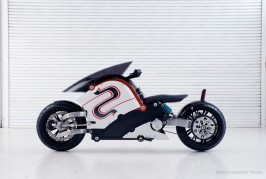 ZE00 Electric Motorcycle