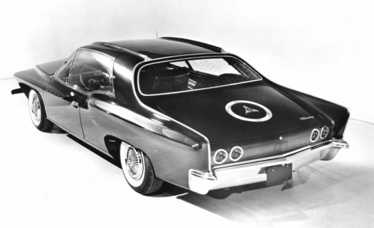 1961 Dodge Flitewing Concept
