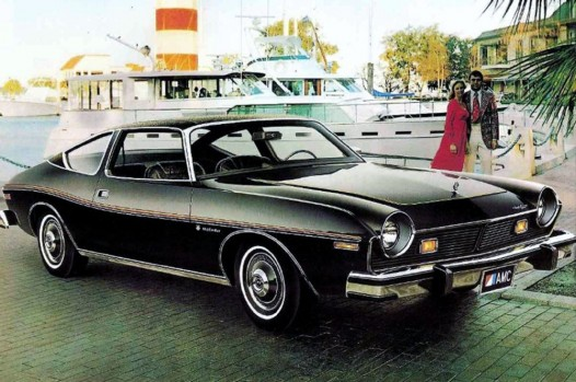 1974-1975 AMC Matador by Oleg Cassini