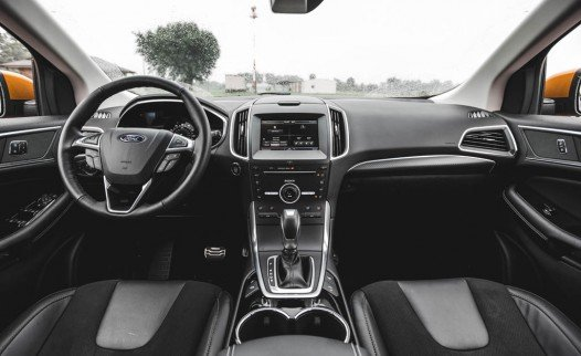 2015 Ford Edge 2.7L EcoBoost AWD