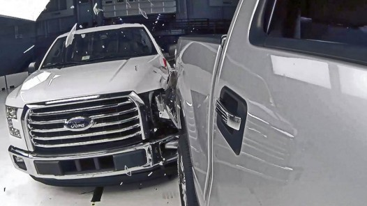 Ford F-150 Crash Test