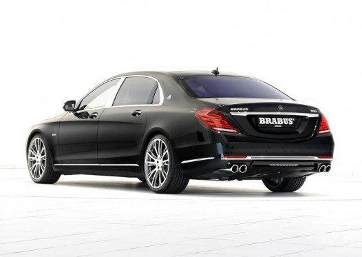 2016 Brabus Mercedes-Maybach
