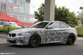 BMW M2 Coupe Prototype
