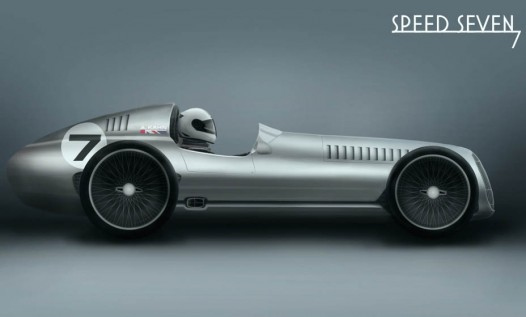 Kahn Designs Speed 7
