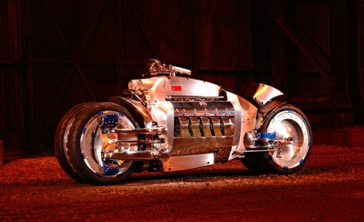 Dodge Tomahawk motorcycle concept