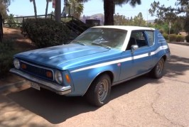 Denim Levi's AMC Gremlin