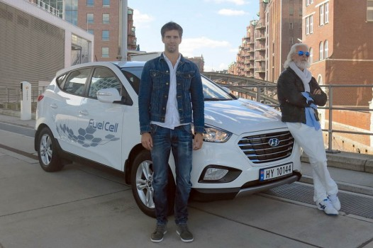 Hyundai ix35 Fuel Cell Covers Record-Breaking 2,383 km In One Day