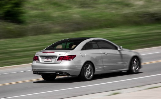 2015 Mercedes-Benz E400 4MATIC coupe