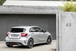 A 250 Sport (AMG Line)