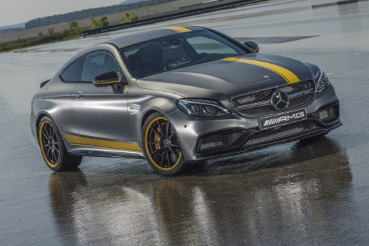 2017 Mercedes-AMG C63 Coupe Edition 1