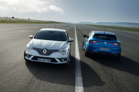 All-New Renault Megane 2016
