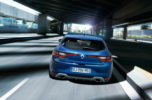 All-New Renault Megane GT