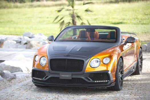 Mansory Continental GT Convertible