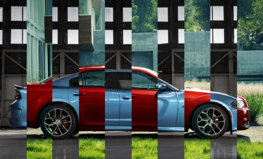 Dodge Charger and Chrysler 300