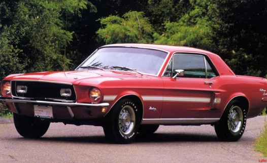 Ford Mustang California Special