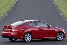 Mercedes C-Class Coupe 2015
