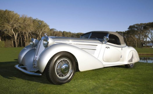 Horch Model 853 Special