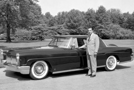 1956 Lincoln Continental MK-II William Clay Ford